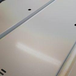 Łagodne przejścia koloru w nadruku UV